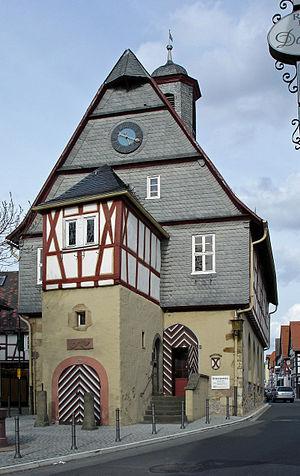 Bergen-Enkheim - Image: Heimatmuseum 001