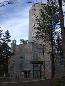 Hel - Bateria Schleswig-Holstein (wieza3).JPG