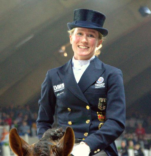 Helen Langehanenberg - CDI Mechelen 2012