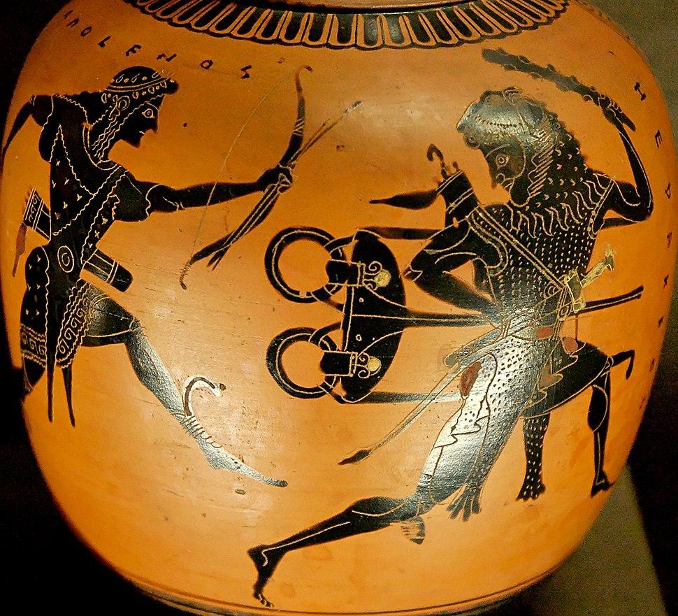 Herakles tripod Louvre F341