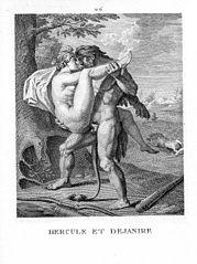 Herkules i Dejanira