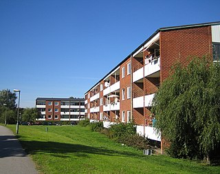 Neighbourhood in Skåne County, Skåne, Sweden