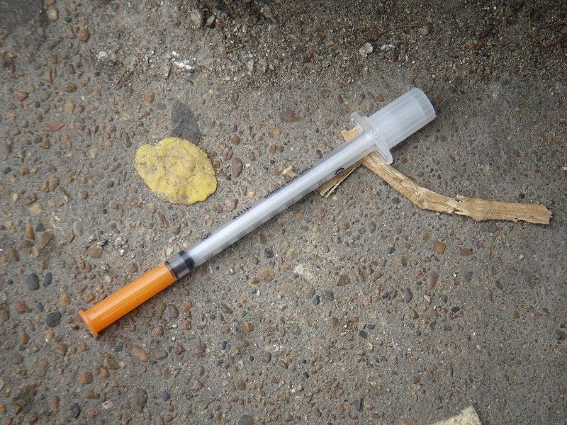 Landeskriminalamt: Drogenmüll belastet Umwelt in NRW