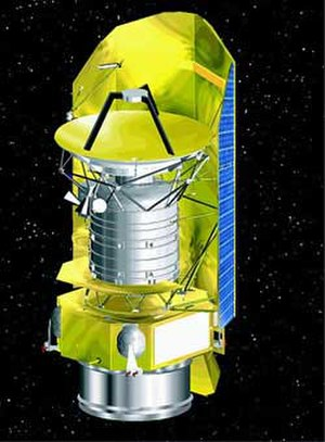 Herschel Space Observatory - Artist's impression of the Herschel spacecraft