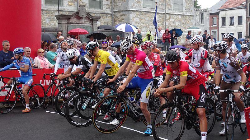 Herve - Tour de Wallonie, étape 4, 29 juillet 2014, départ (D34).JPG