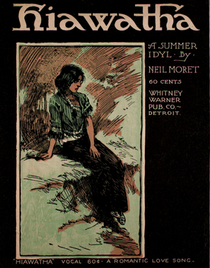Hiawatha (A Summer Idyl) - Image: Hiawatha 1902