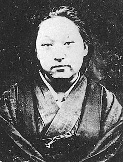 Japanese writer, educator and political activist