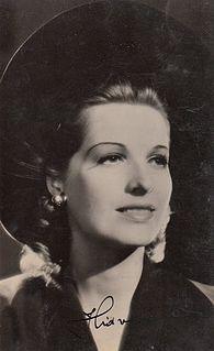 Valerie Delacorte Hungarian actress