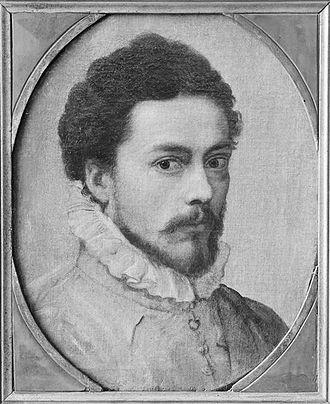 Hieronymus Francken I - Self-portrait