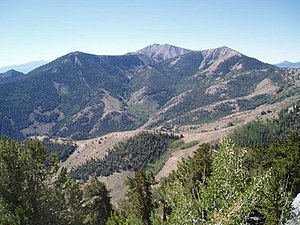 High Schells Wilderness - Image: High Schells Wilderness