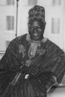 Hilla Limann Third President of the Republic of Ghana