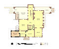 Hills-DeCaro House First Floor Plan Pre-Fire.jpg