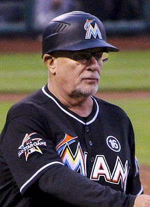 Perry Hill (baseball) - Hill with the Miami Marlins