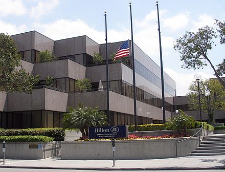 Hilton Hotels Corporate Office Addreb
