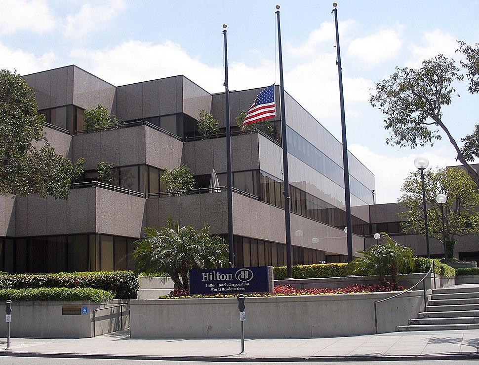 Hiltonhotelsheadquarters