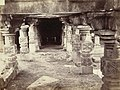 Hindu temple ruins at Mehekar (Mehkar), Buldana District, Berar Maharashtra, 1868 photo.jpg