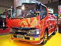 Hino Dutro X Hybrid Cargo XKU605M for Tokyo Auto Salon 2016.jpg