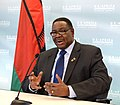 His Excellency Arthur Peter Mutharika, President of the Republic of Malawi (14830671006).jpg