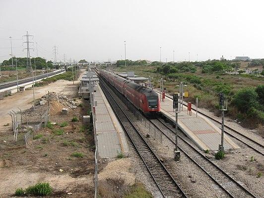 Herzliya Railway Station