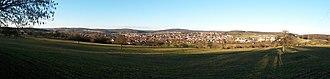 Hochdorf, Esslingen - Hochdorf panorama