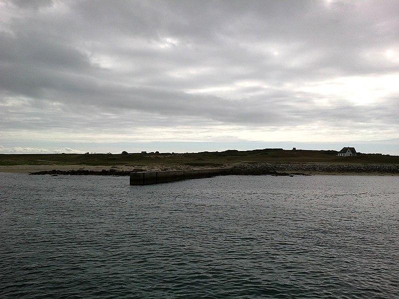 Hoedic Port Argol Feu