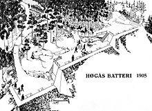 Hoegaas battery 1905.jpg