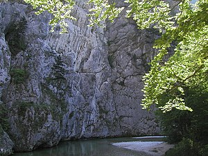 Höllental (Lower Austria) - Image: Hoellental 2