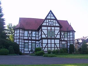 Hövelhof - Former hunting lodge of the Paderborn prince bishops