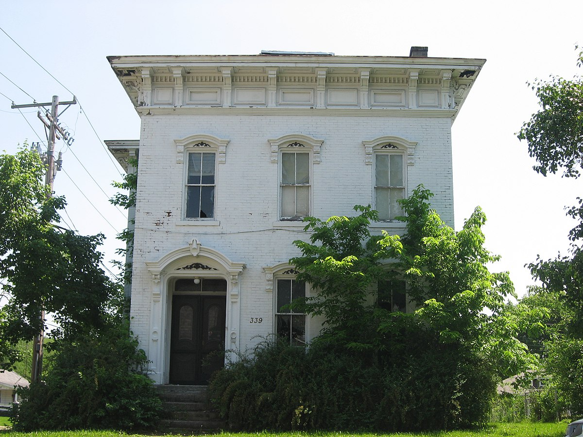 Hollencamp house wikipedia for Home builders in ohio