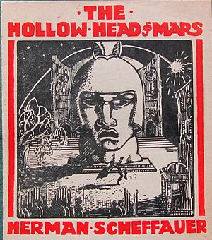Herman George Scheffauer - Image: Hollow head