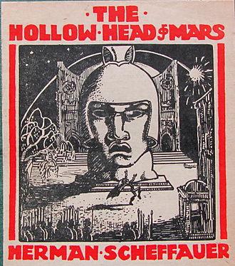 Herman George Scheffauer - Image: Hollow head