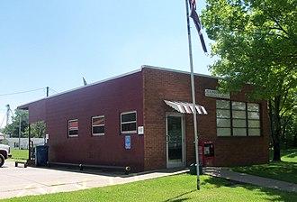 Holmesville, Ohio - Post Office