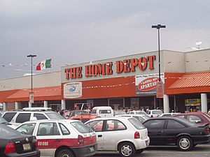 The Home Depot Store In Mexico City