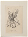 Homo sapiens - Molukken - 1700-1880 - Print - Iconographia Zoologica - Special Collections University of Amsterdam - UBA01 IZ19500102.tif