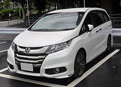 Honda Odyssey Wikipedia Wolna Encyklopedia