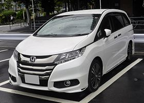 415e43ae4d Honda Odyssey (international) - Wikipedia