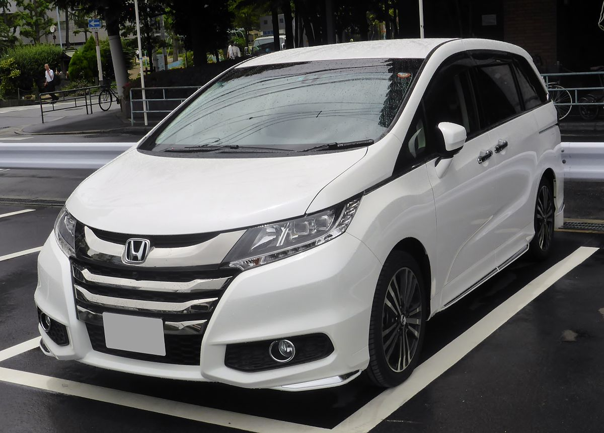 Honda Odyssey International Wikipedia
