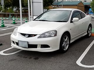 automobile produced by Honda from 1985 to 2006
