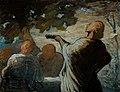 Honoré Daumier (1808-1879) - The Serenade - NG 2453 - National Galleries of Scotland.jpg