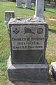 Hopkins grave - Glenwood Cemetery - 2014-09-14.jpg