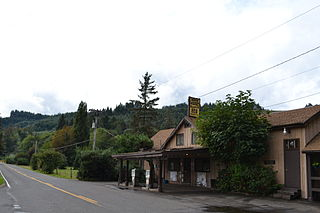 Horton, Oregon human settlement in Oregon, United States of America