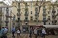 Hostal Parisien, El Barri Gòtic, Barcelona, Barcelona, Catalunya, Spain - panoramio.jpg