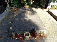 Hostivař, hrob F. X. Šaldy (03).jpg