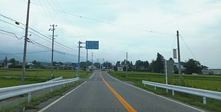 Japan National Route 147