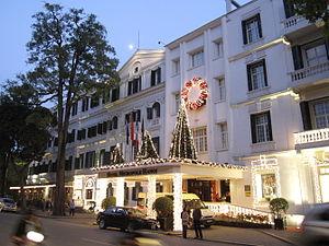 Sofitel Legend Metropole Hanoi - Hôtel Metropole Hanoi