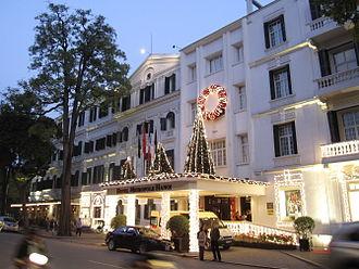 Sofitel - Image: Hotel Metropole Hanoi 0418