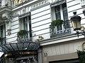 Hotel WESTMINSTER - PARIS - Rue de la Paix - panoramio.jpg
