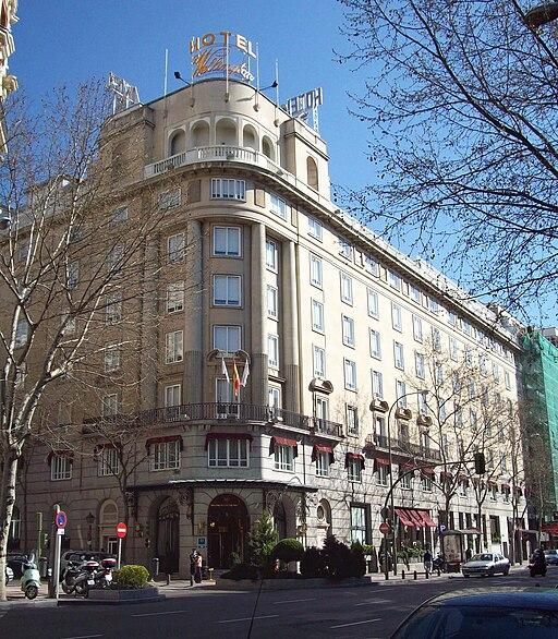 Hotel Wellington (Madrid) 01