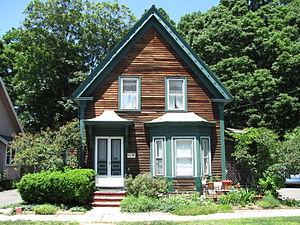 House at 322 Haven Street - House at 322 Haven Street