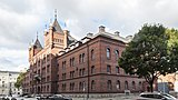 The Royal Stables of Sweden
